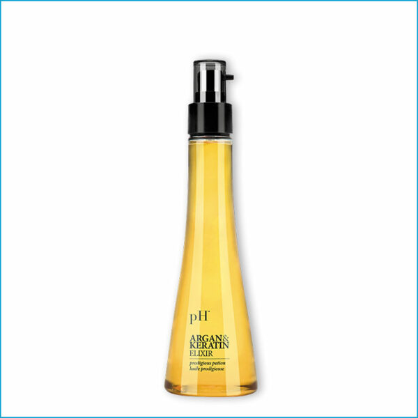 pH Argan & Keratin Elixier 100 ml